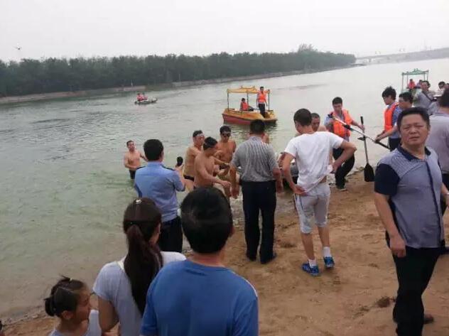 邢台:一位十三四岁男孩不幸溺亡
