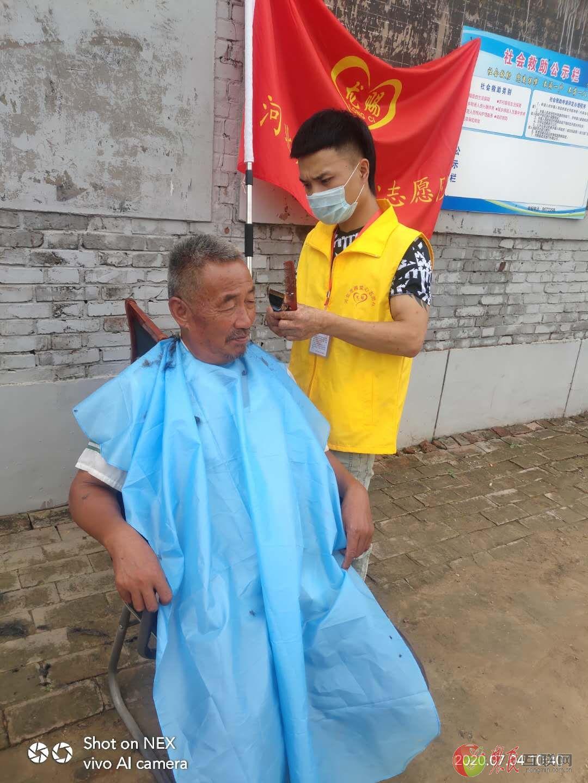 首个冀州乡镇志愿者组织成立