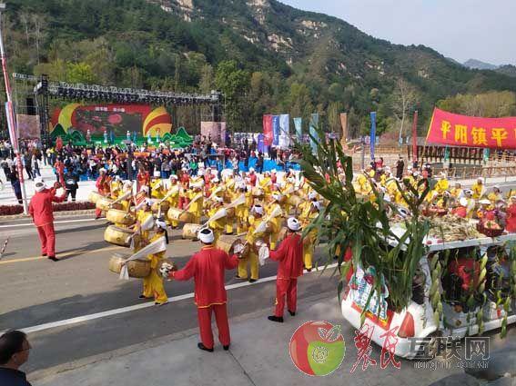 河北省2020年中国农民丰收节在阜